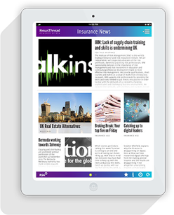 etter than Paper - Digital magazine for employee engagement, RSA (Multi-national Insurance Group)