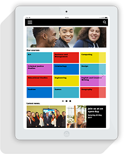 Case Study - University of Northampton use Better than Paper's publishing platform to digitise their print prospectuses across all devices