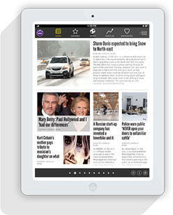 DC Thomson use Better than Paper's publishing platform to streamline their content across mobile, tablet and desktop - all in real-time.